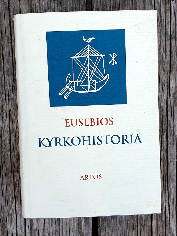 Eusebios kyrkohistora artikelnummer 2130 via bibelbutiken.se