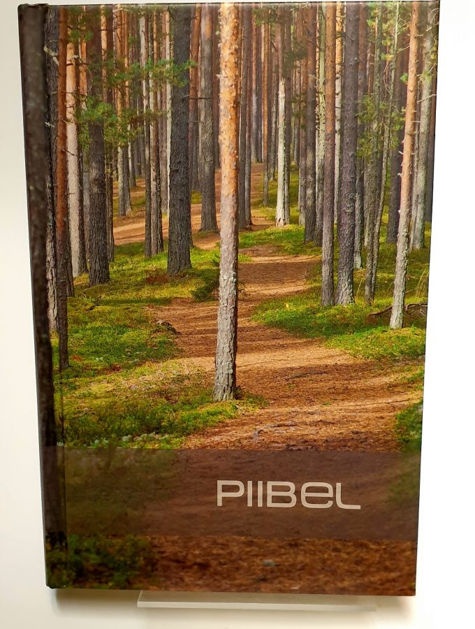 Estnisk bibel artikelnummer 2491 via bibelbutiken.se