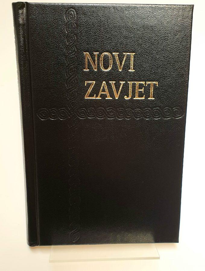 Nya testamentet på kroatiska karacic artikelnummer 2495 via bibelbutiken.se
