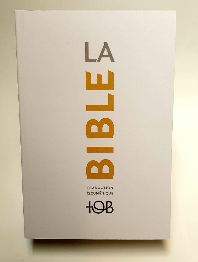 Fransk bibel ekumenisk översättning artikelnummer 2496 via bibelbutiken.se