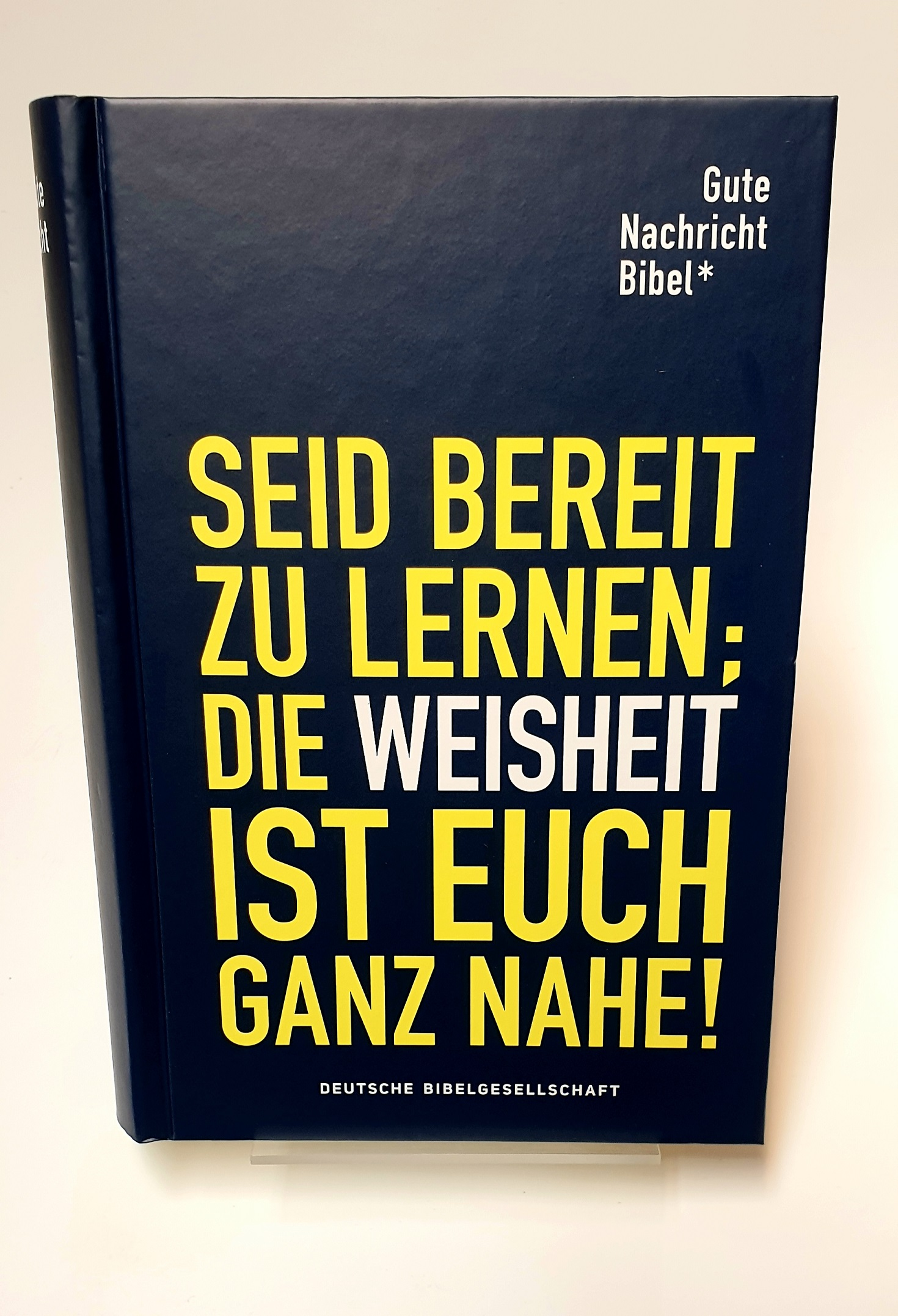 Tysk bibel gute nachricht artikelnummer 2499 via bibelbutiken.se
