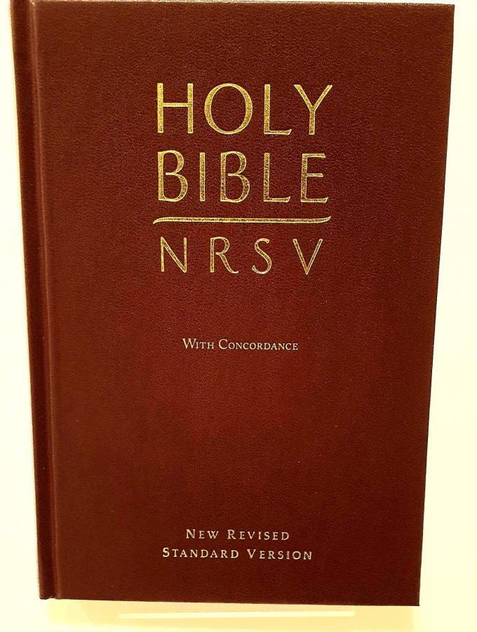 Holy Bible, NRSV, artikelnummer 2508 via bibelbutiken.se
