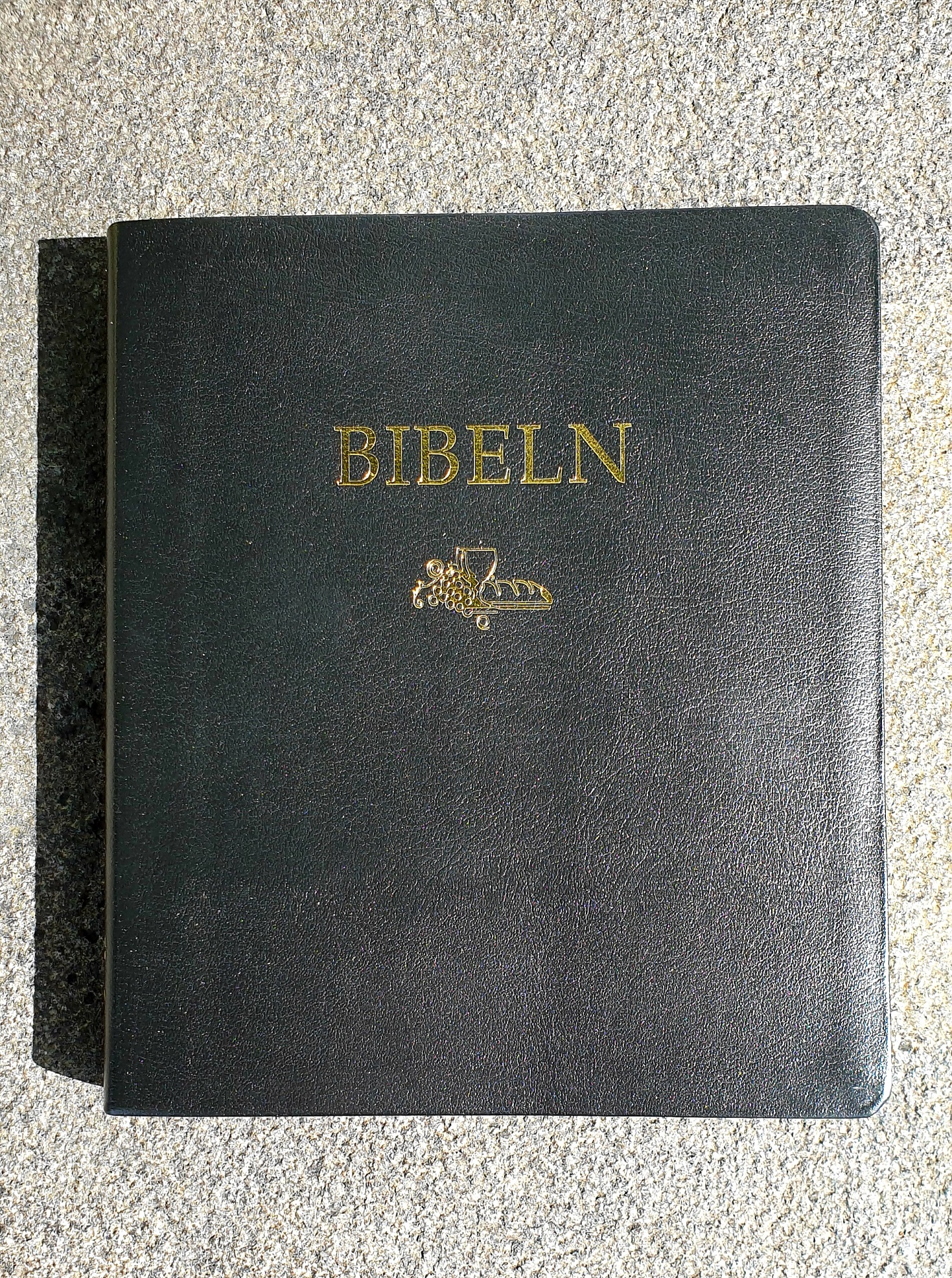 Artikelnummer 2540 anteckningsbibel via bibelbutiken.se