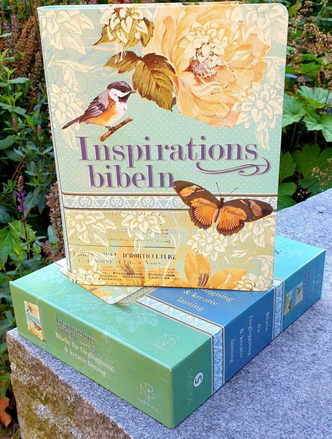 inspirationsbibeln - nubibeln artikelnummer 2543 via bibelbutiken.se