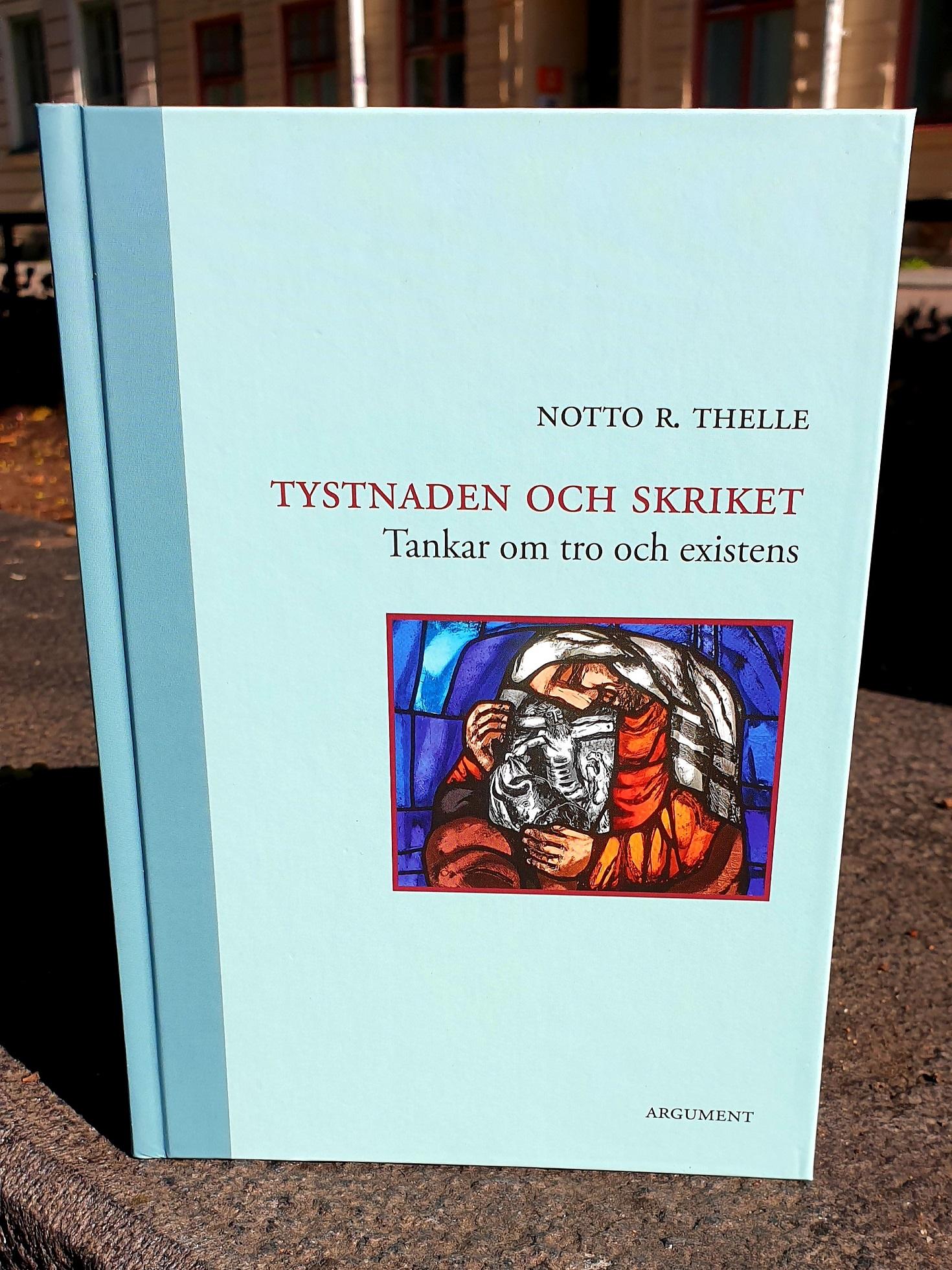 Tystnaden och skriket artikelnummer 2551 via bibelbutiken.se