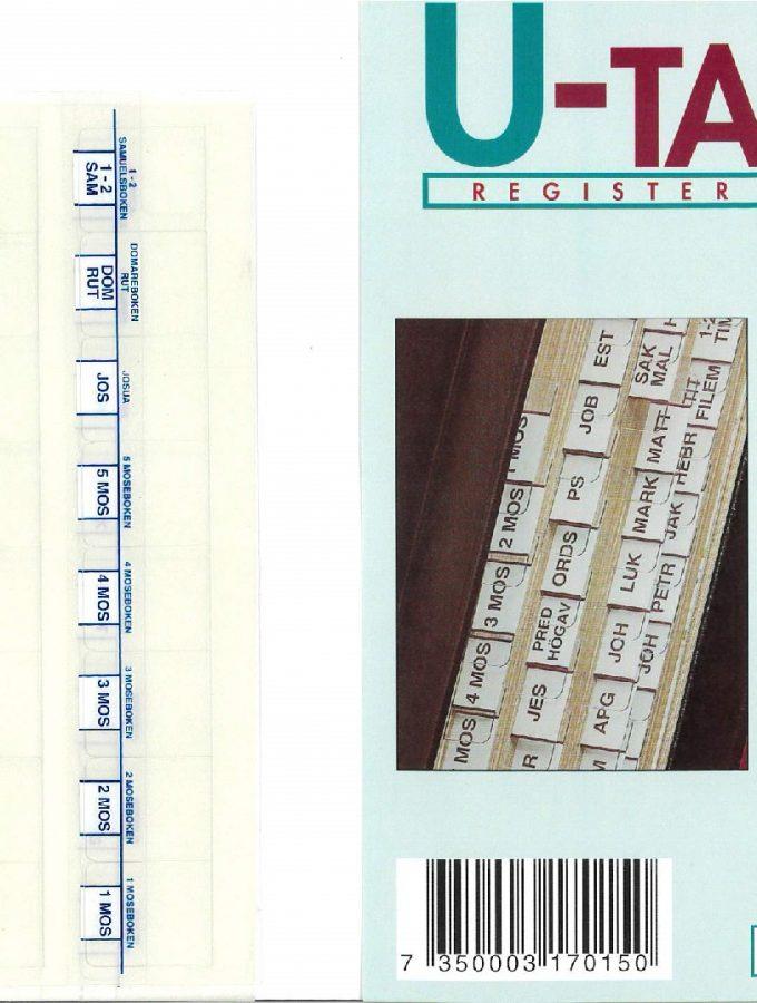 bibelindex blå artikelnummer 2555 via bibelbutiken.se