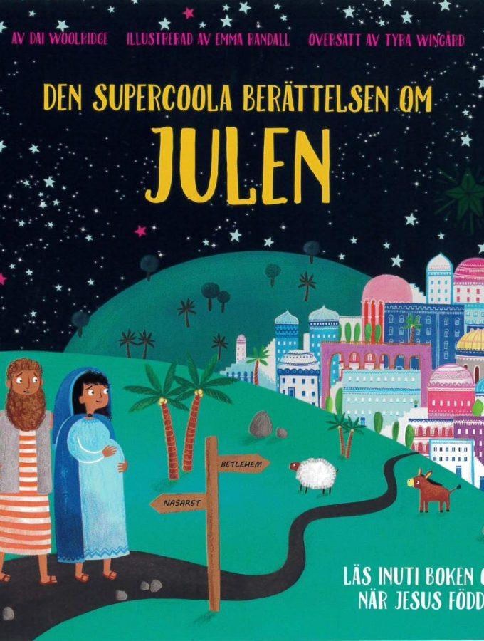 Artikelnummer 2563 den supercoola berättelsen om julen via bibelbutiken.se