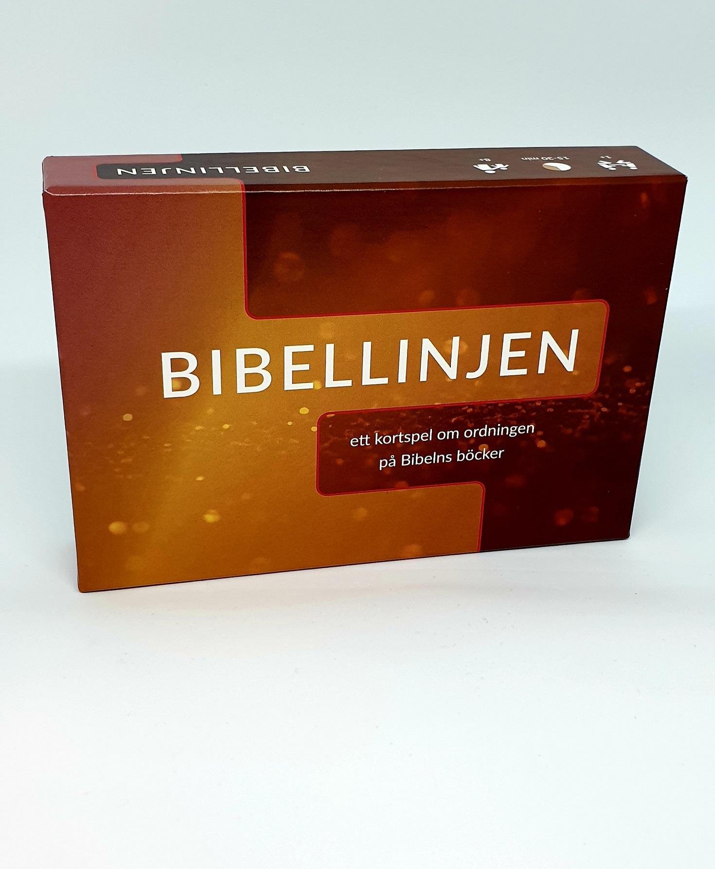 Bibellinjen artikelnummer 2575 via bibelbutiken.se kortspel