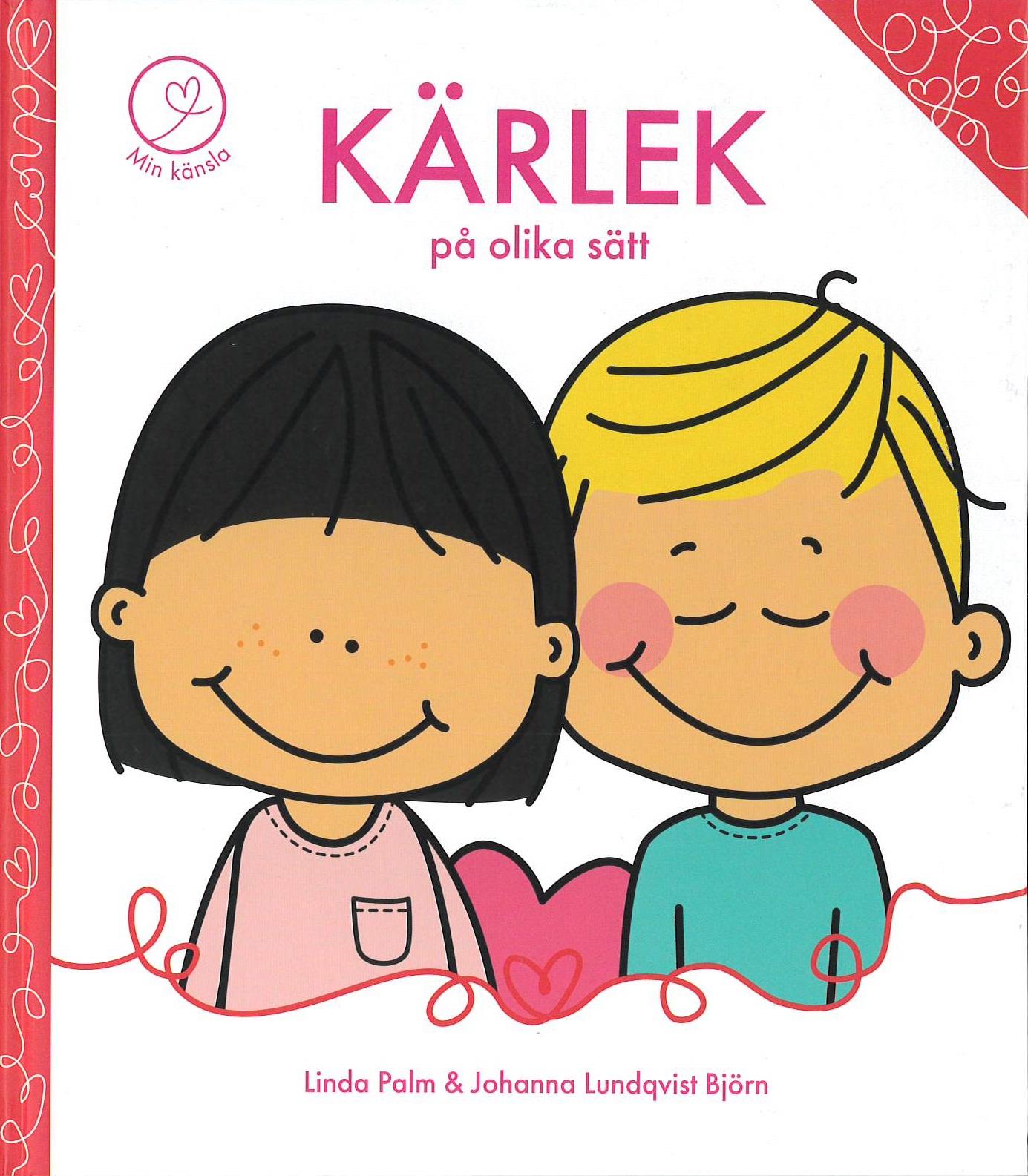 Kärlek på olika sätt artikelnummer 2588 via bibelbutiken.se