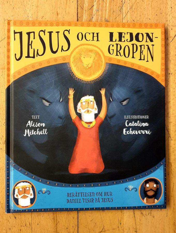Jesus och lejongropen artikelnummer 2595 via bibelbutiken.se