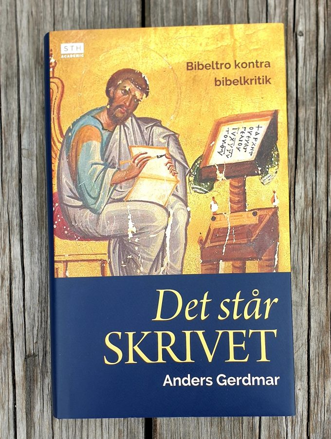 Det står skrivet artikelnummer 2613 via bibelbutiken.se