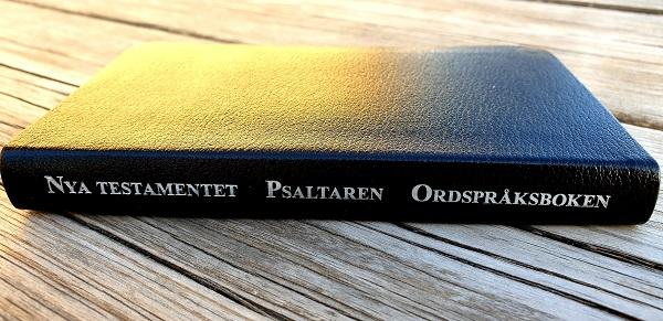 Reformationsbibeln pocket artikelnummer 2616 via bibelbutiken.se