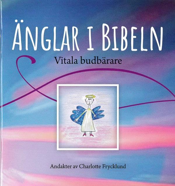 Änglar i bibeln artikelnummer 2623 via bibelbutiken.se