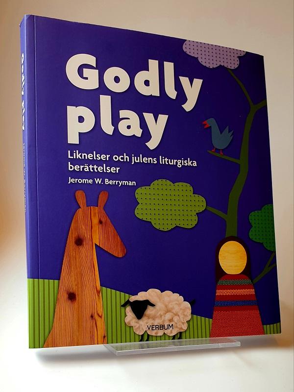 Godly play - Liknelser och julens liturgiska berättelser artikelnummer 2649 via bibelbutiken.se