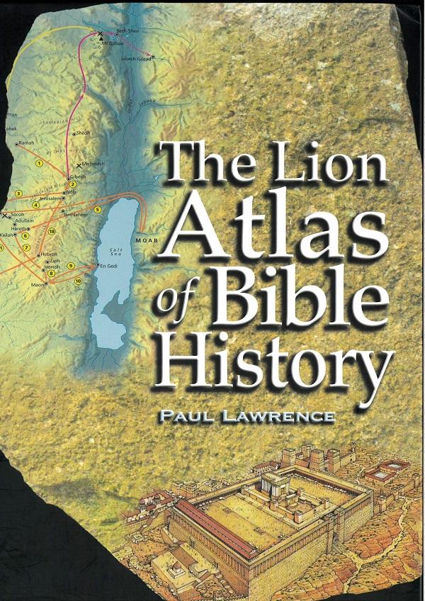 The lion atlas of bible history artikelnummer 2670 via bibelbutiken.se