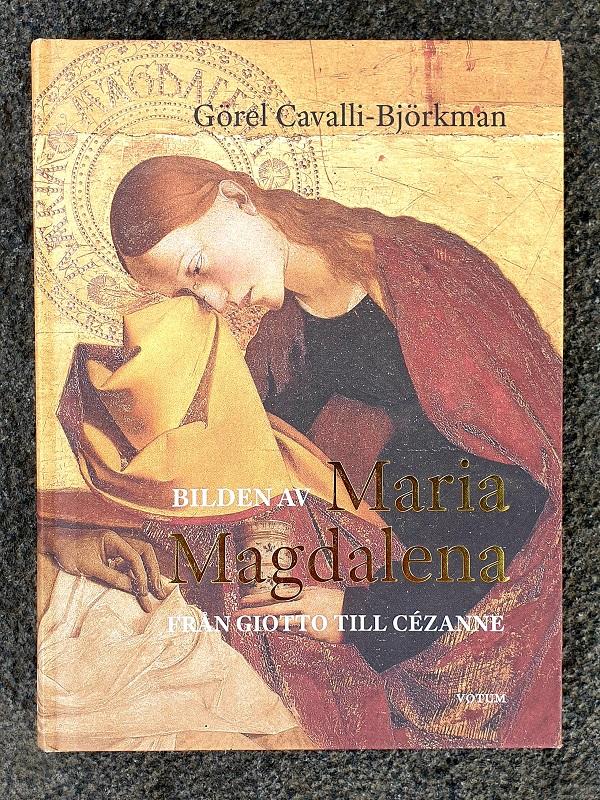 Bilden av Maria Magdalena artikelnummer 2680 via bibelbutiken.se