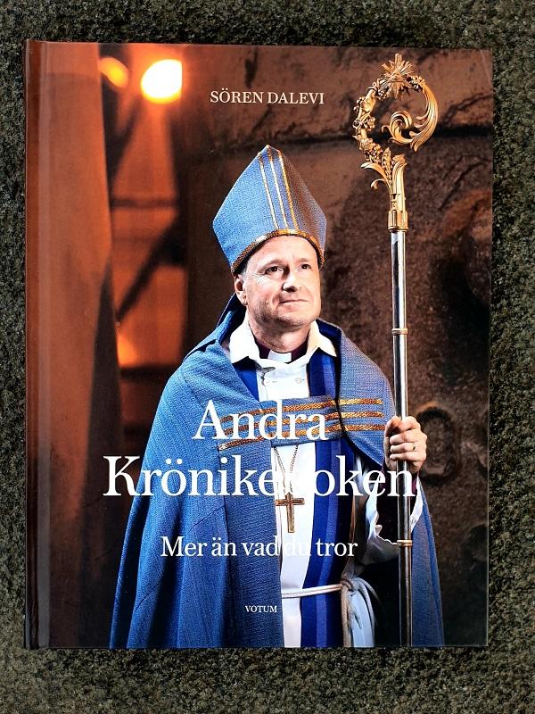 Andra Krönikeboken artikelnummer 2682 via bibelbutiken.se