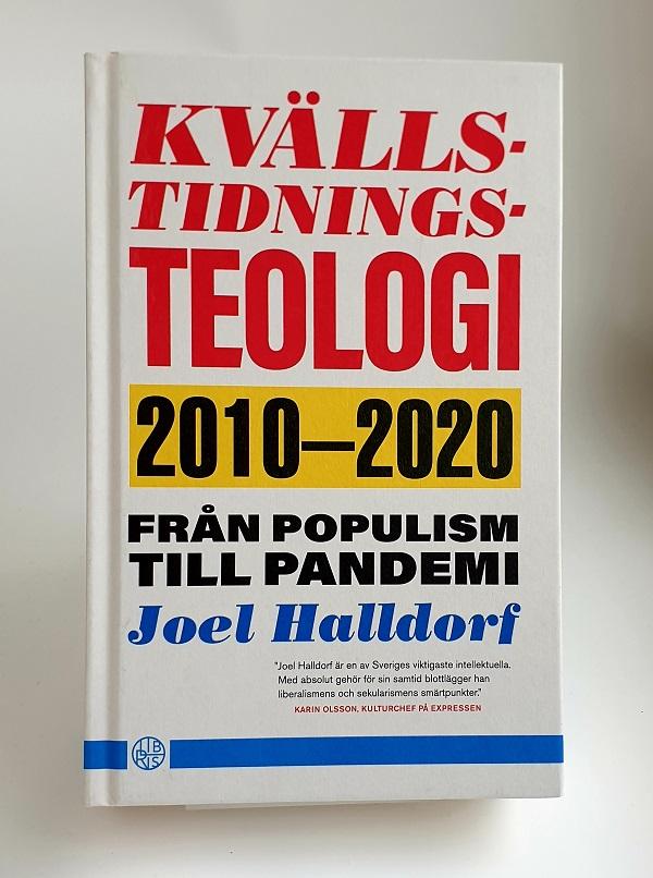 Kvällstidningsteologi artikelnummer 2705 via bibelbutiken.se