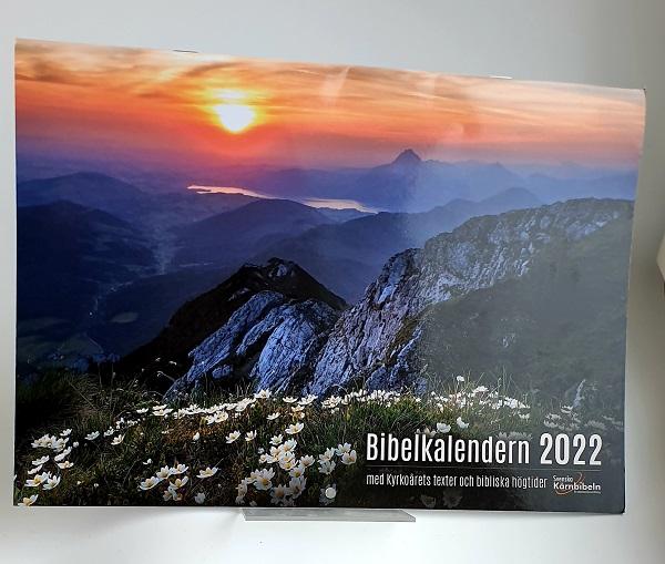 Bibelkalendern artikelnummer 2707 via bibelbutiken.se