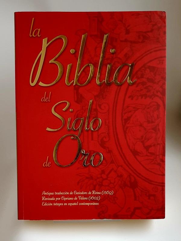 Spansk bibel översättning Reina Valera artikelnummer 2710 via bibelbutiken.se