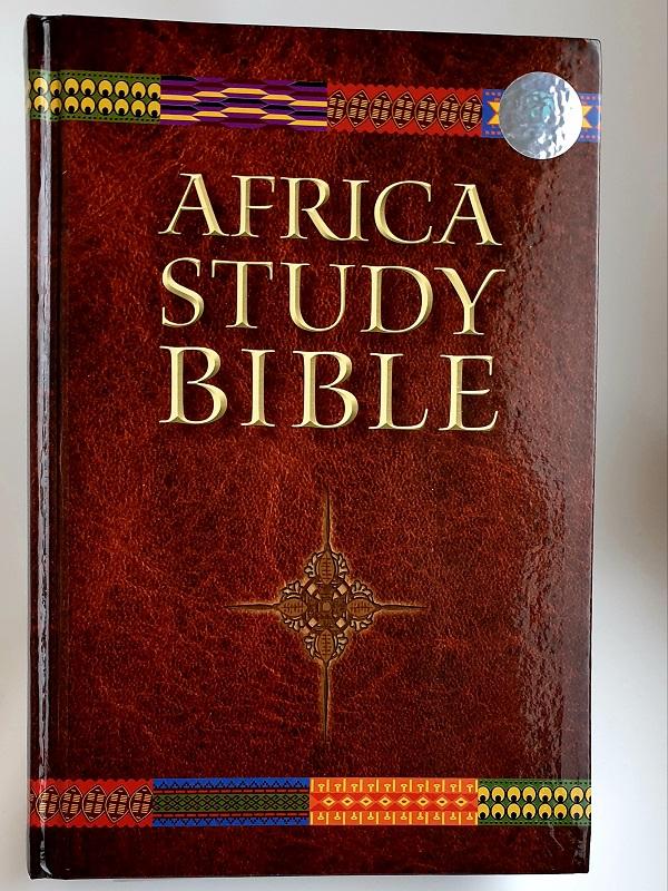 Africa Study Bible studiebibel på engelska artikelnummer 2713 via bibelbutiken.se